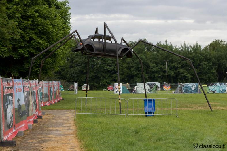 VW Beetle Spider