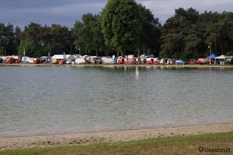 Splits at the lake, IKW Wanroij 2013
