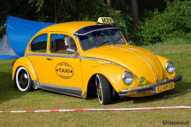VW Beetle Taxi - THE LOW TAXI COMPANY