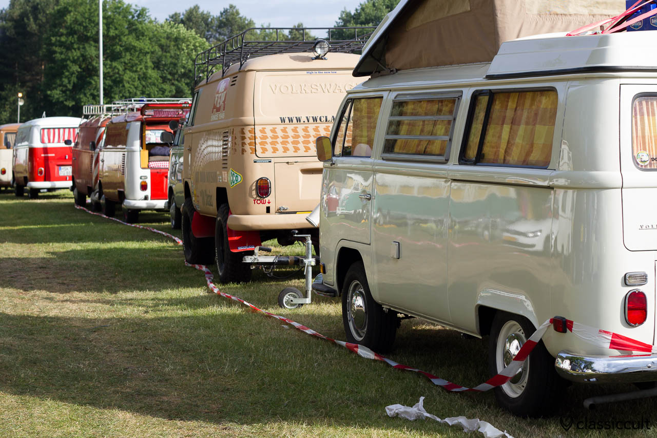 Volkswagen Van line-up on IKW 2013
