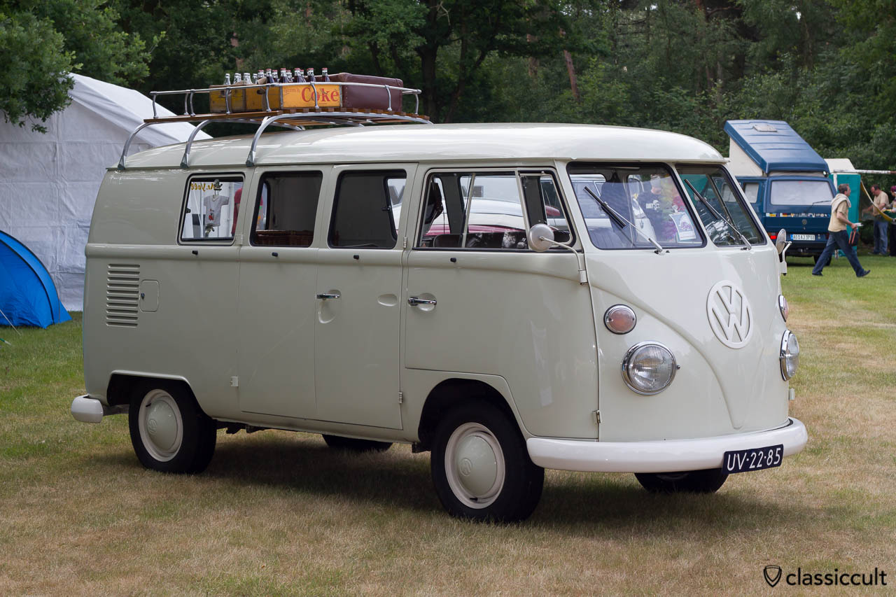 VW Combi 1965 from Roger Geelen