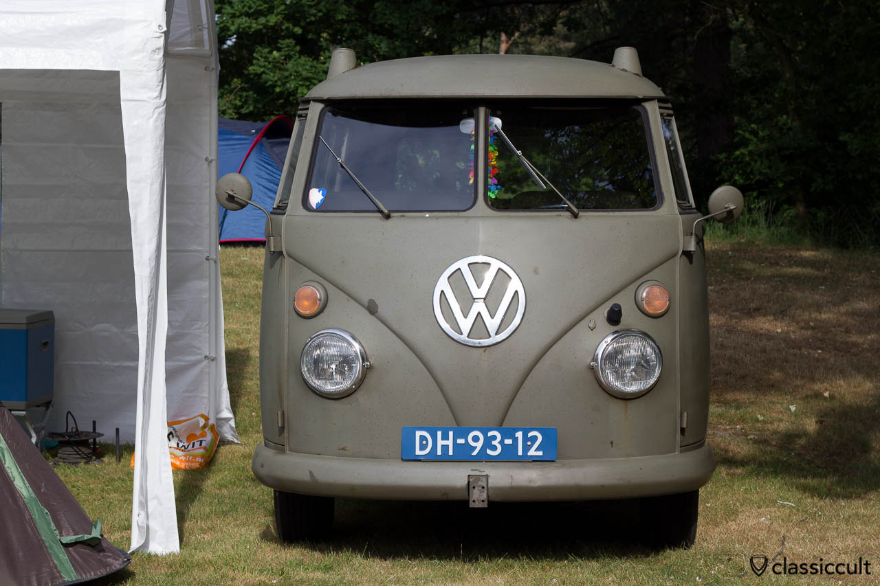 VW Standard T1 Split Bus, Int. Kever Weekend IKW