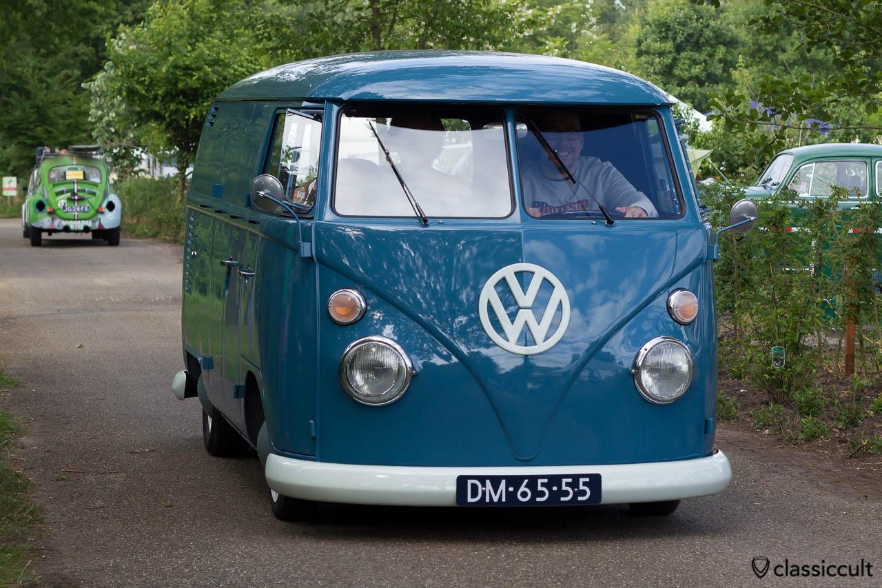 VW Split Panel enthusiast volksfahrer.nl :-)