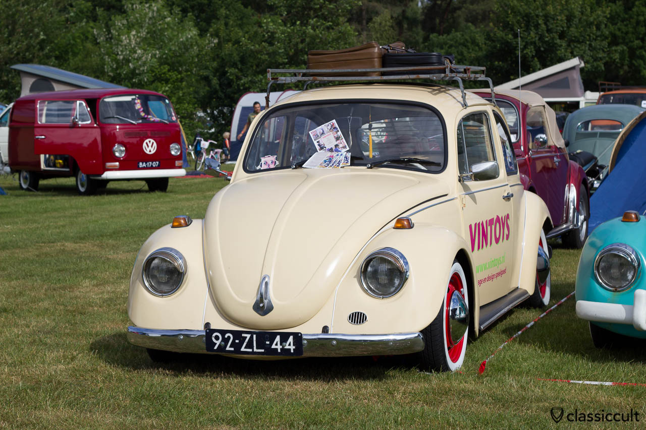 VINTOYS VW Beetle