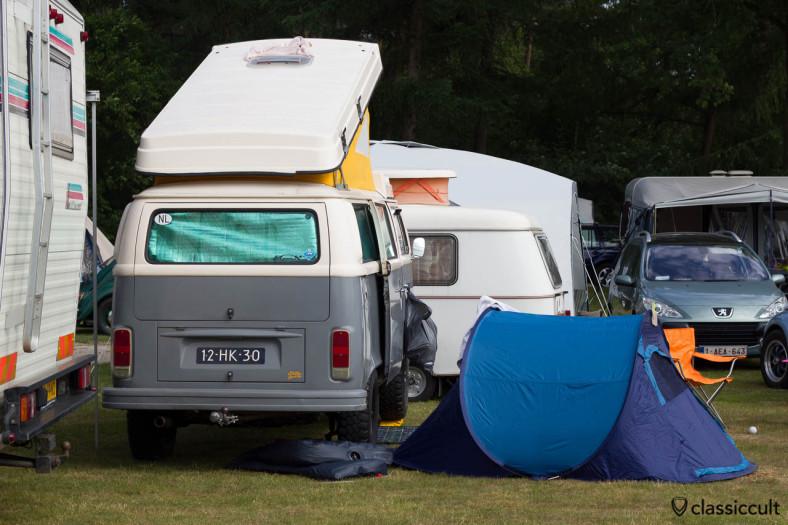 VW T2b Westy Camper Van