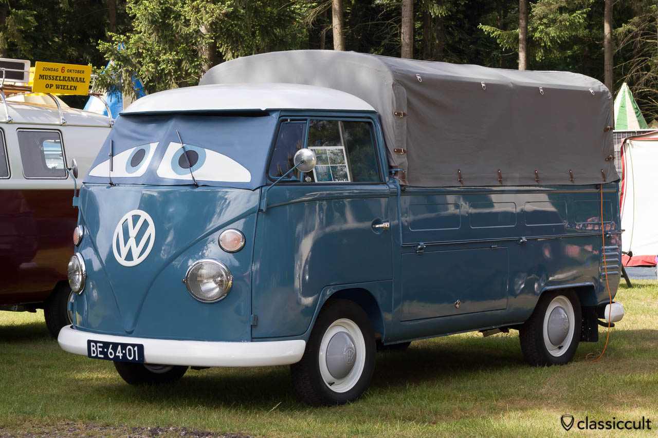VW T1 Single Cab
