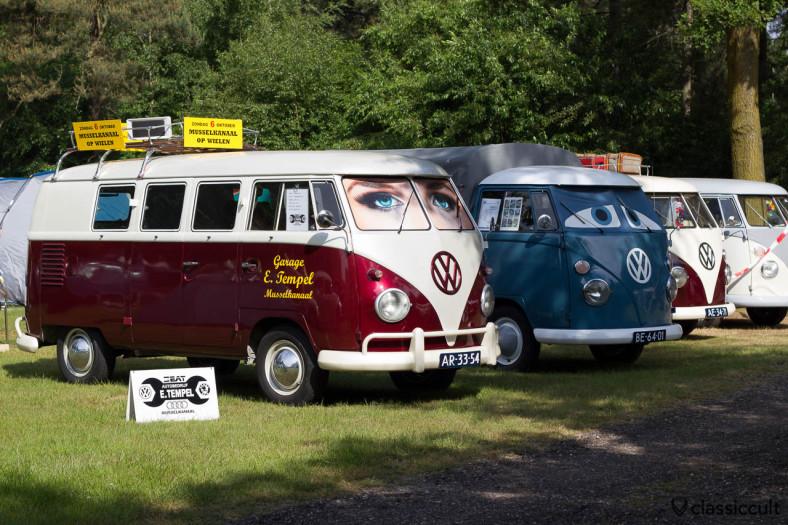 VW T1 Kombi Split from Garage Tempel Musselkanaal Nederland