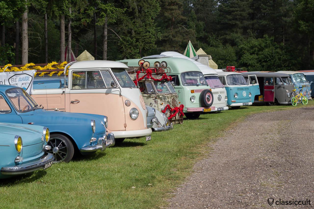 Aircooled Volkswagen Camping at IKW Wanroij