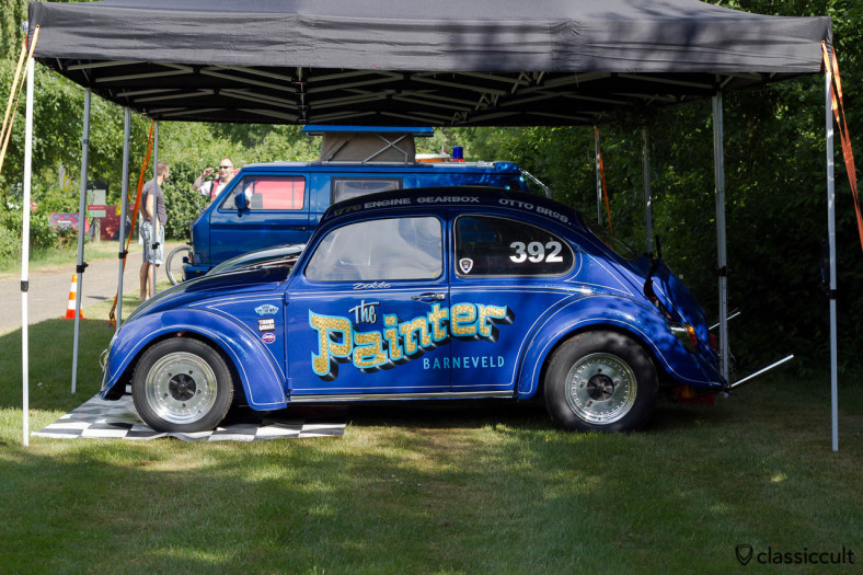 The Painter VW Race Beetle