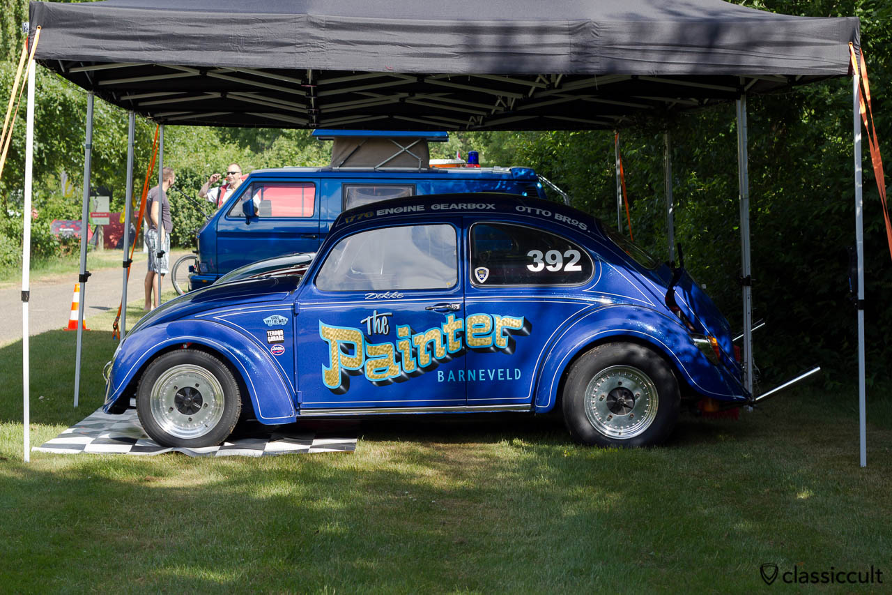 The Painter VW Race Beetle