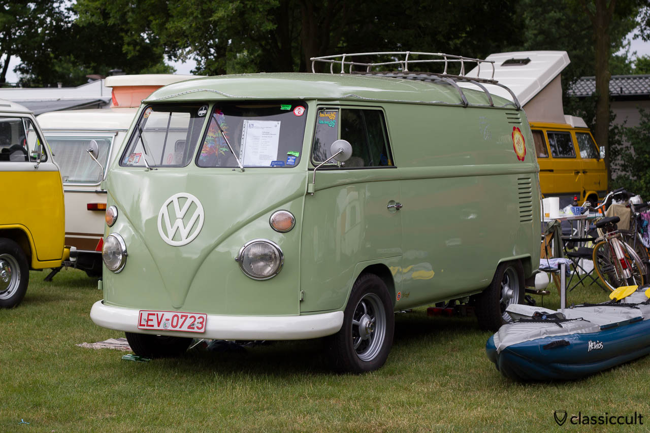 1967 VW T1 Panel from Andreas Strunk Germany