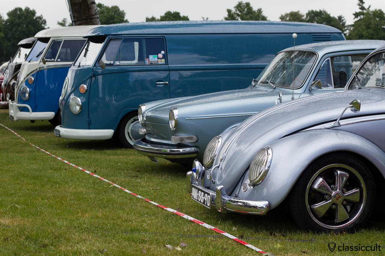Classic VW show cars at IKW Vintage Show