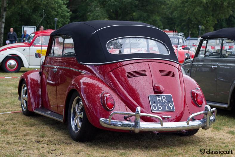 VW Vert with fuchs wheels