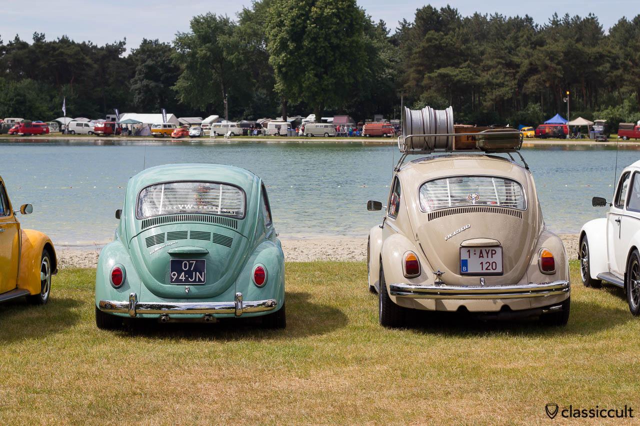 VW 1300 Beetle Custom Vintage Show IKW