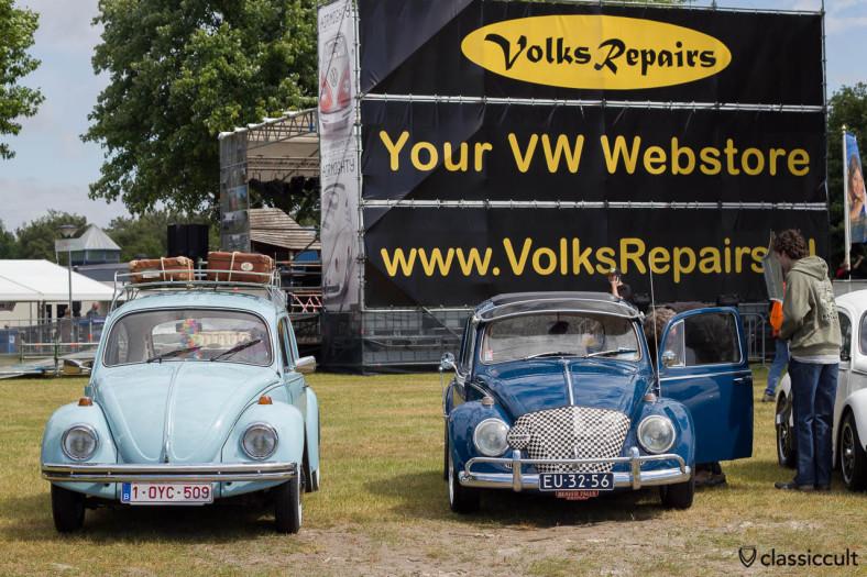 VW Beetles and VolksRepairs Advertisement