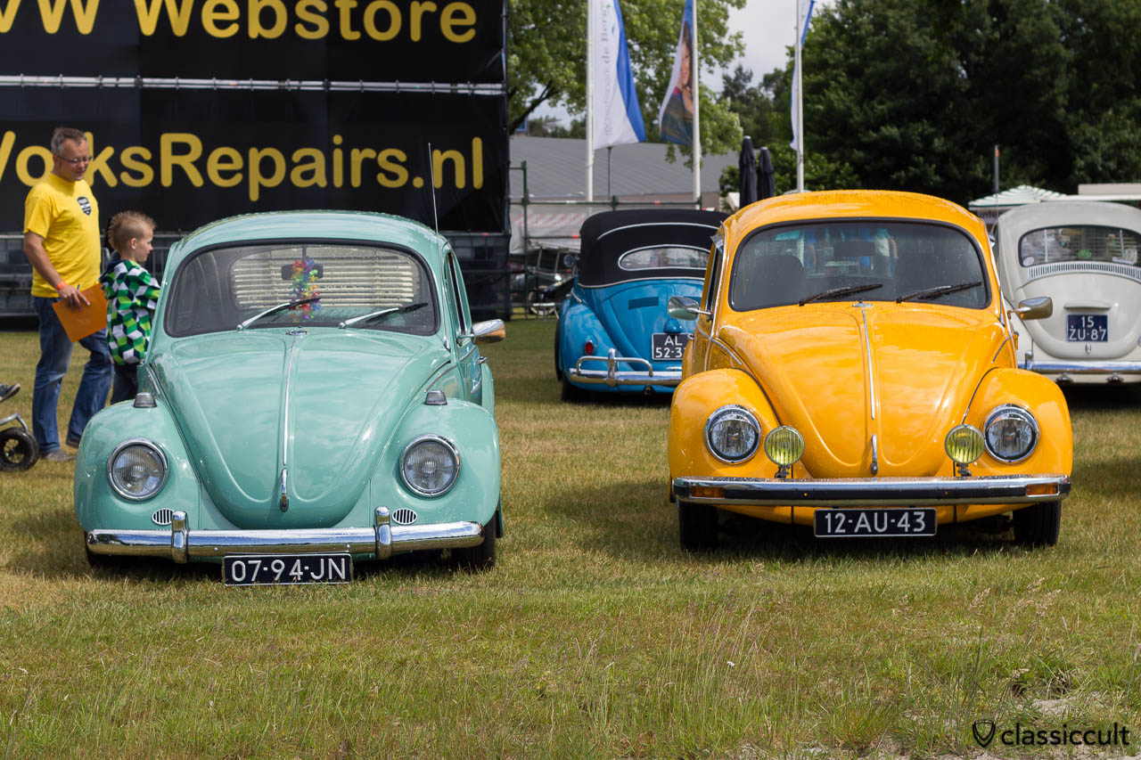 VW Bugs and VolksRepairs Ad