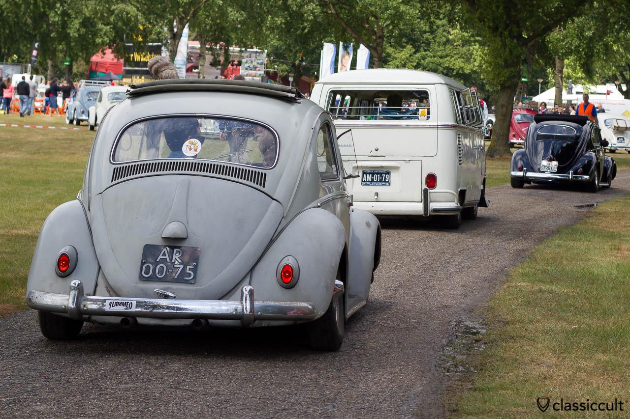 IKW Wanroij 2013 Volkswagen Cruising
