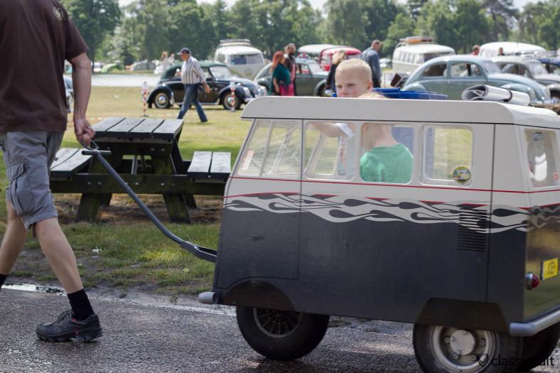 Kids Wagon Split Bus