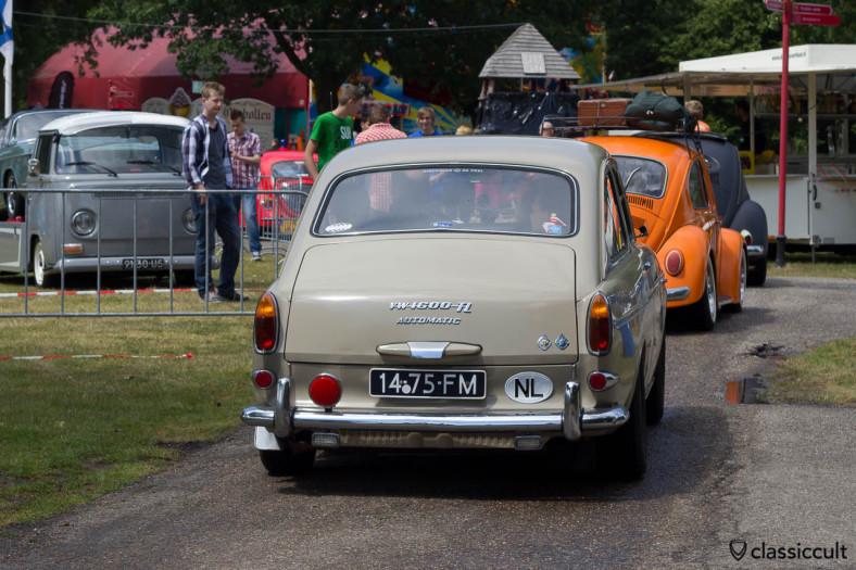VW 1600 TL Automatic