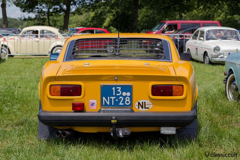 Bonito Club Holland Kitcar op Volkswagen-Keverbasis
