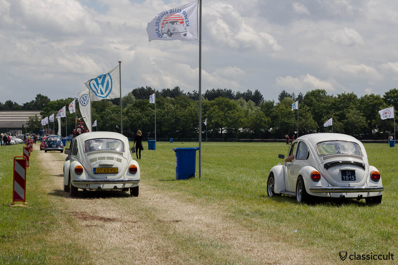 VW 1303 and VW 1303LS