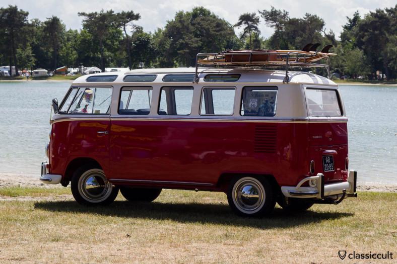1965 VW Samba Bus