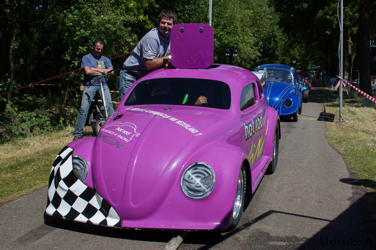 hot rod Racing Bug hotrod.nl