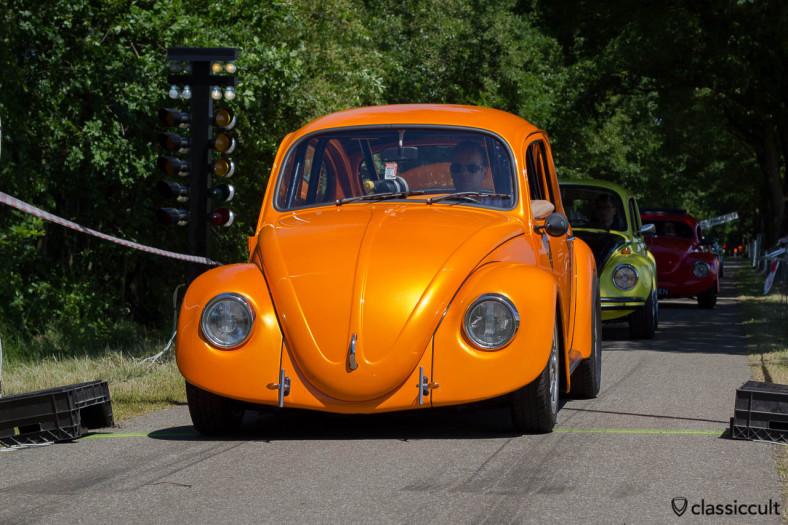 VW Racing Beetle at IKW Sprint 2013