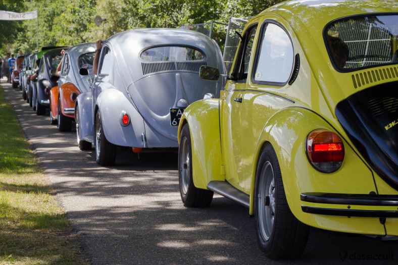 VW Race Oval Bug at IKW Wanroij Sprint