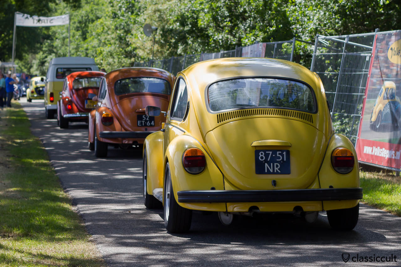 VW Racing Beetle at IKW Wanroij Kever Weekend