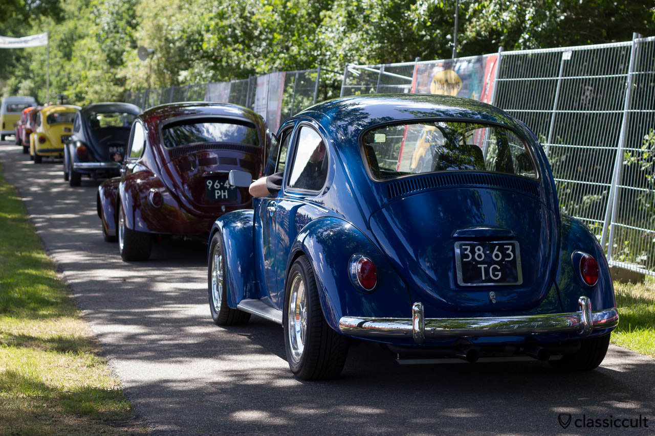 VW Race Bug at IKW Wanroij Kever Weekend