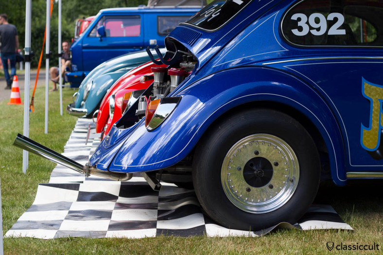 VW Racing Beetle The Painter