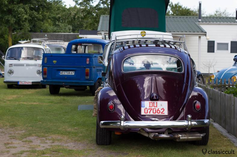 VW Bug, Single Cab and Panel