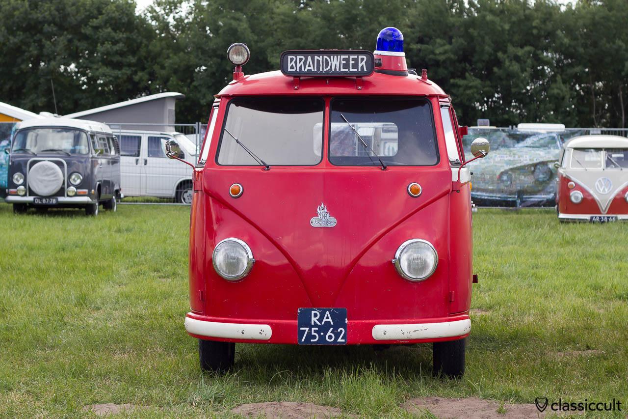 Brandweer T1 Split Bus