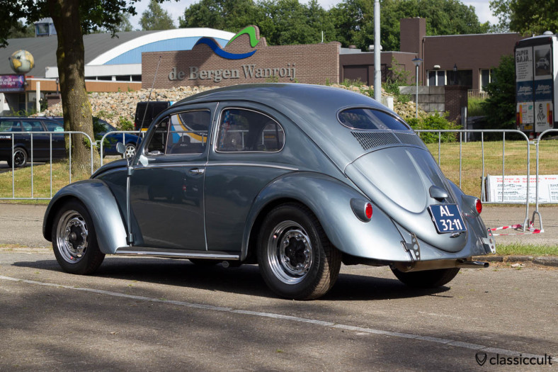 stratosilver Oval Bug, my last picture of the IKW Wanroij 2013