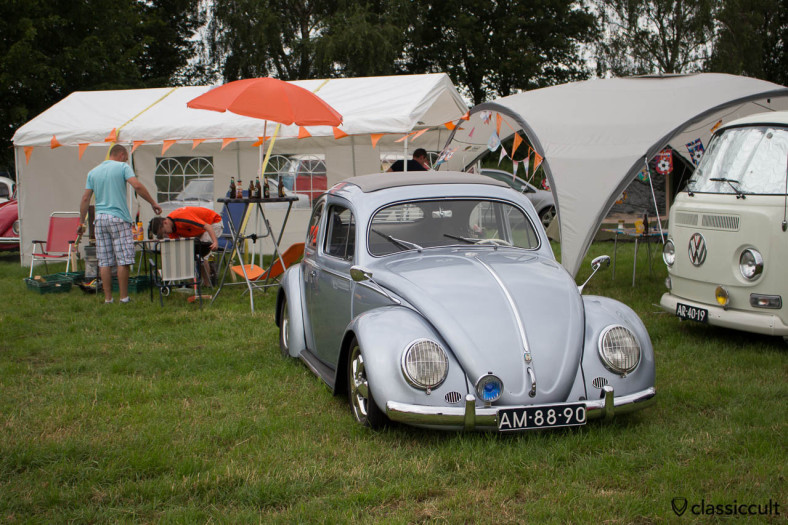 VW Oval Ragtop