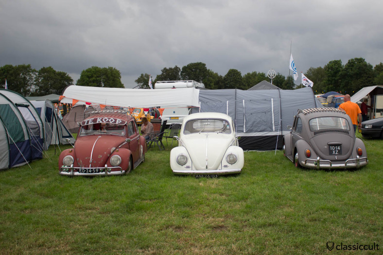 VW Beetles at IKW Wanroij 2014