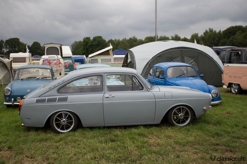Type 3 fastback