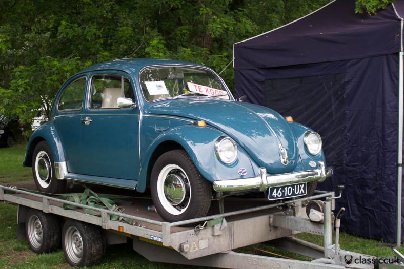 VW 1200, 1972