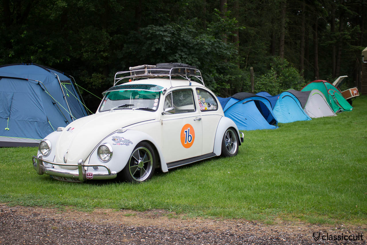 flat4hazards Belgian aircooled VW Club Bug