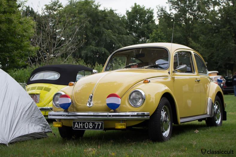 VW Beetle 1977