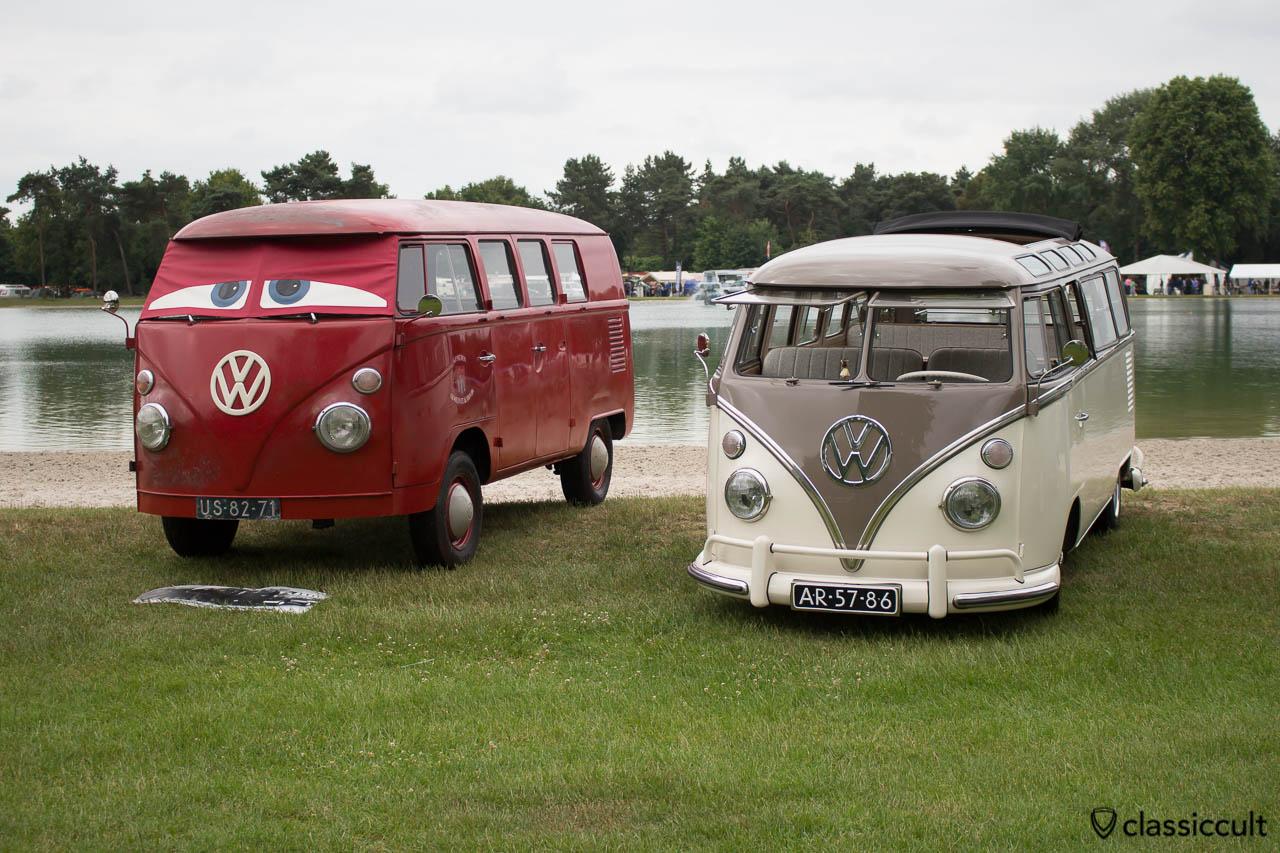 VW Samba Bus
