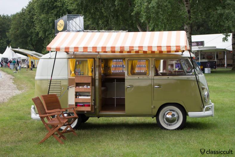 VW T1 Westfalia Camper Van