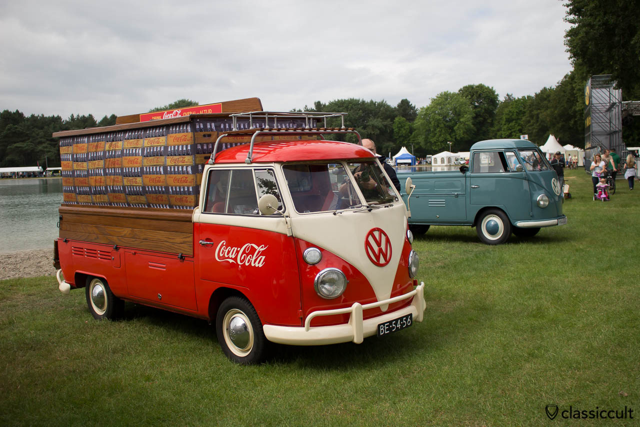 Coca Cola T1 Pick Up