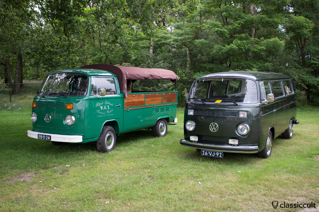 Volkswagen T2b late bay window