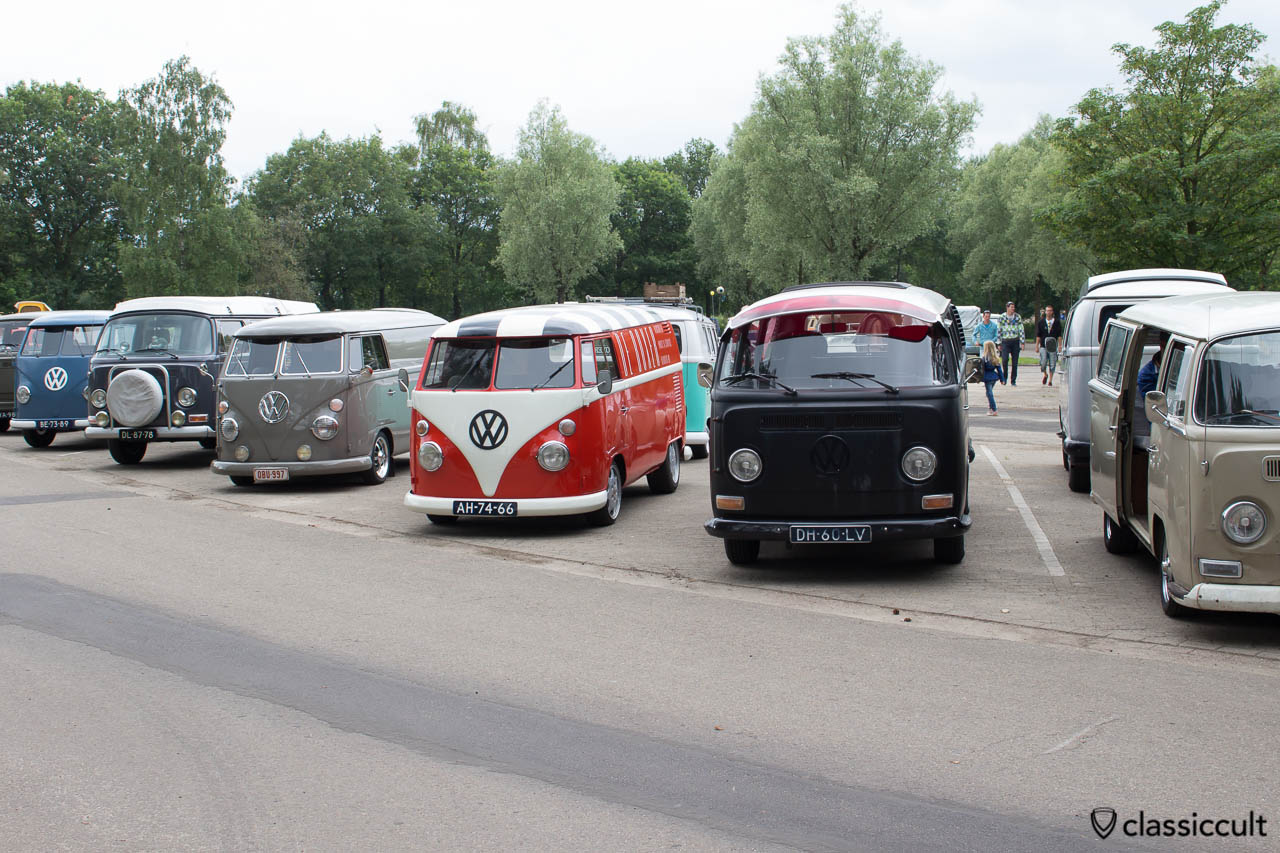 vw bus line up