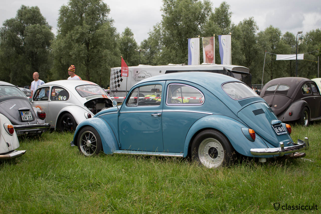 IKW Wanroij Sprint VWs 2014