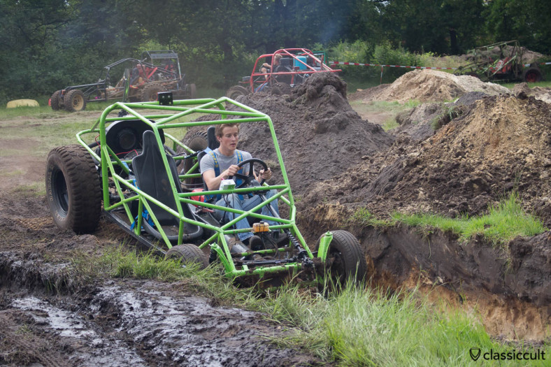 Buggy Pit IKW VW Show