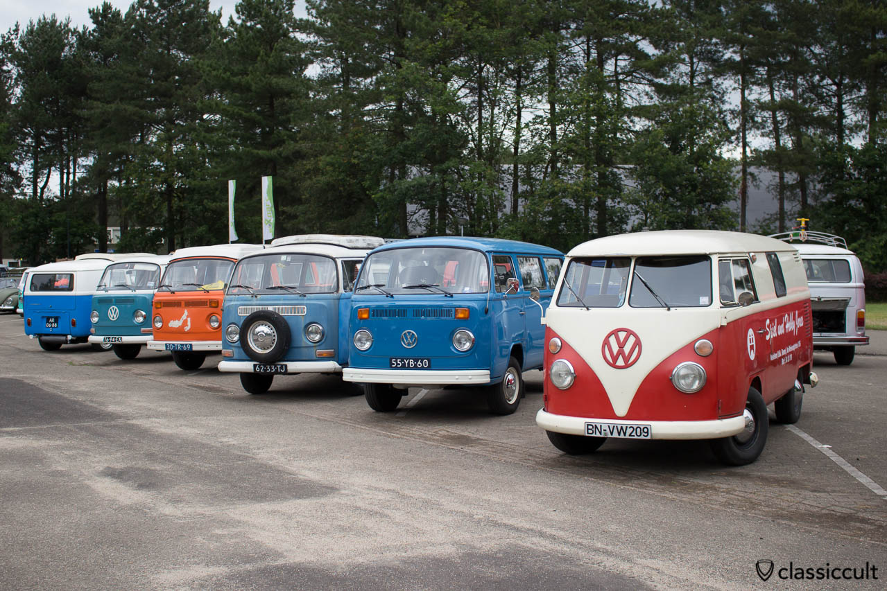VW Bus Line, IKW Show