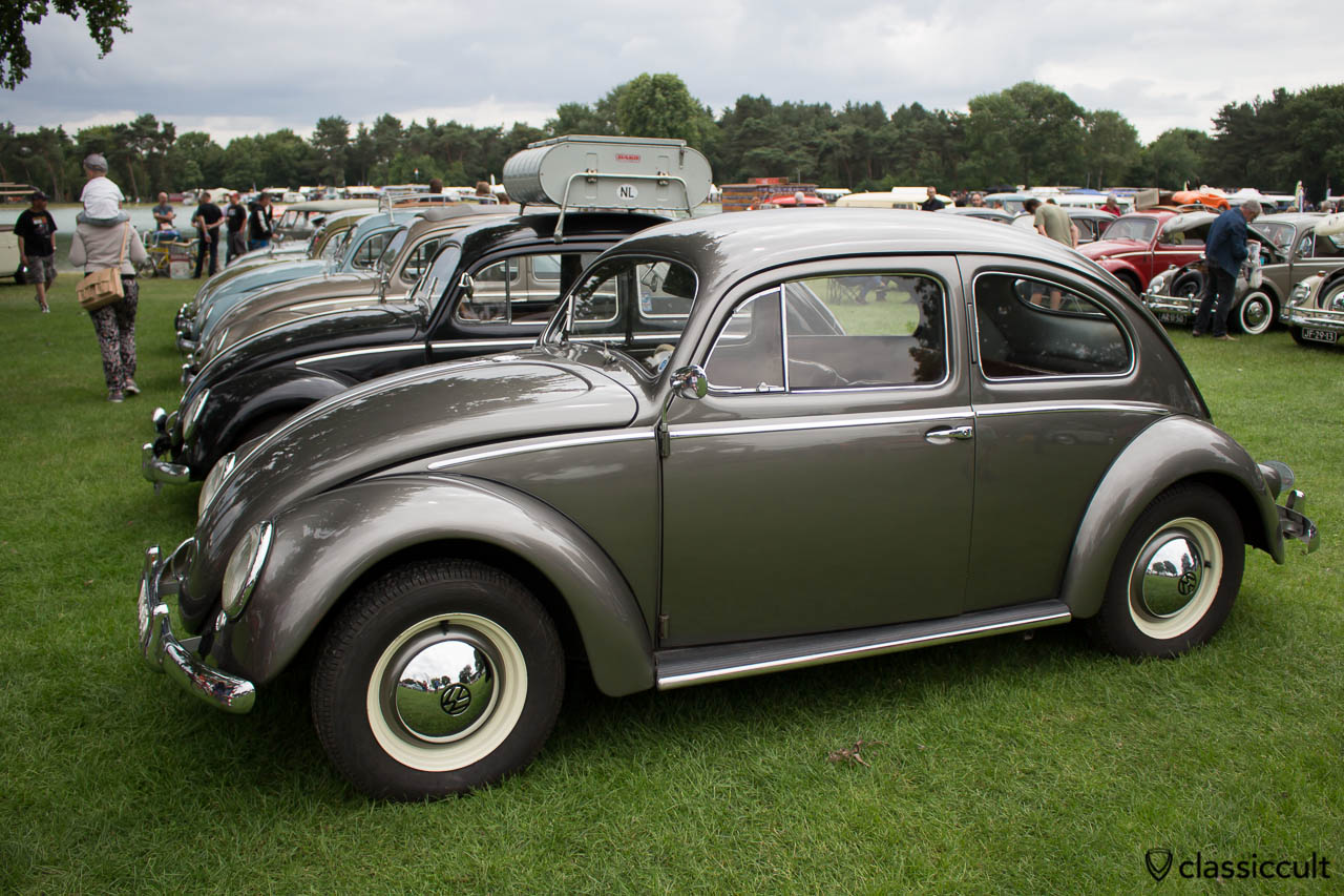 VW Oval Bug, original